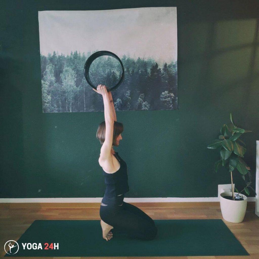 Bài Tập Cơ Tay Sau (Overhead Triceps)