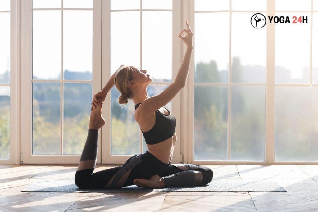 Yoga Buổi sáng 36 Bước dành cho người mới