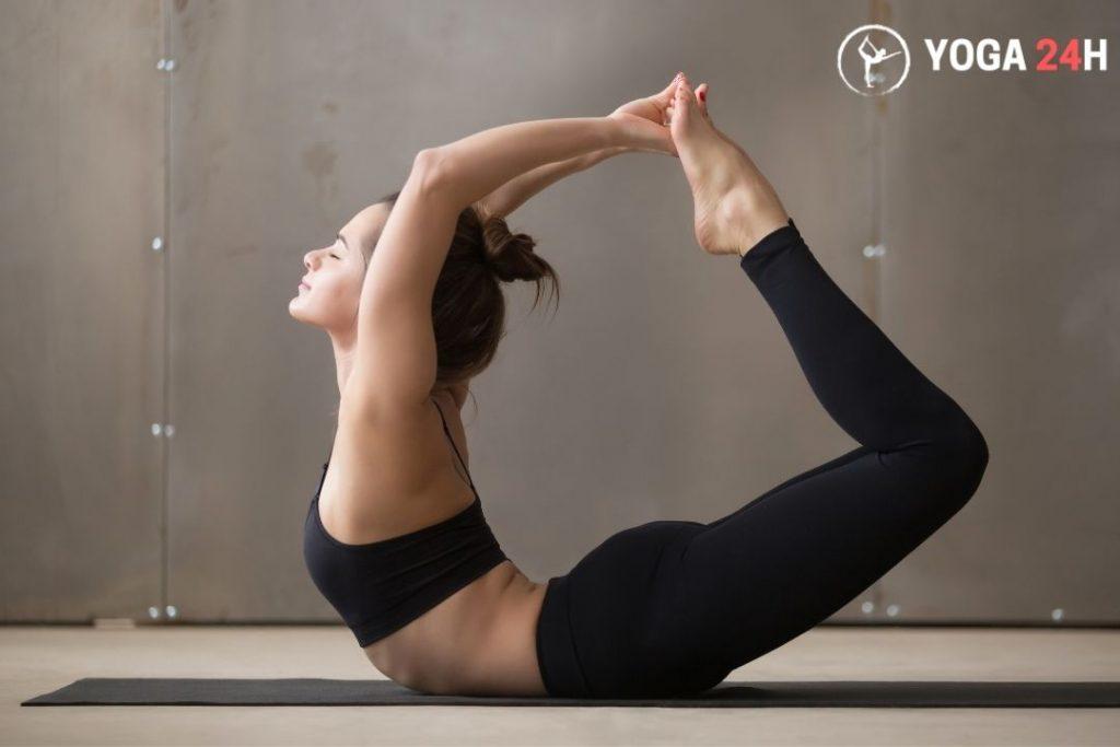 Tư thế vòng cung, cánh cung yoga
