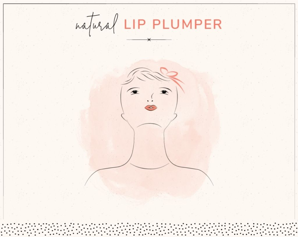 yoga trẻ hóa khuôn mặt Natural Lip Plumper