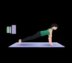 Bài tập yoga giảm cân