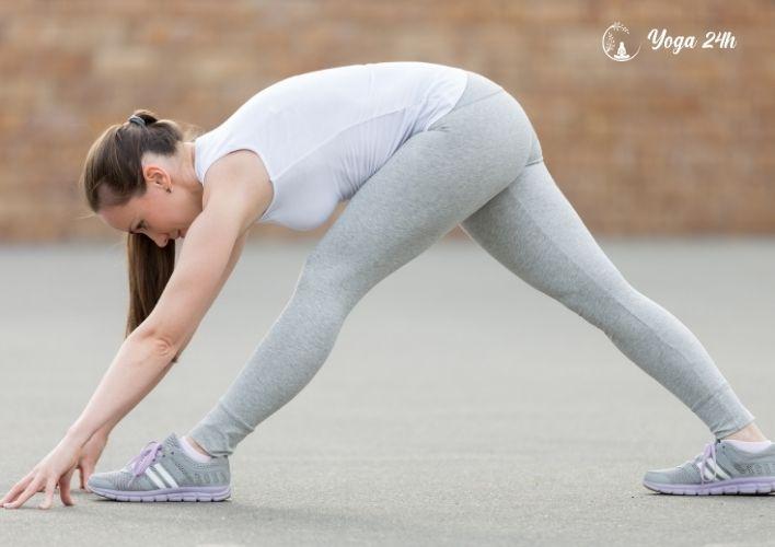 Yoga giảm cân tư thế kim tự tháp