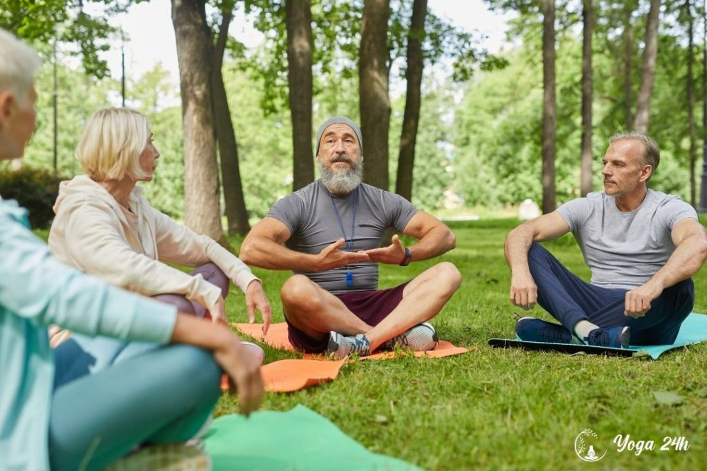 hít thở khi tập yoga quan trọng như thế nào