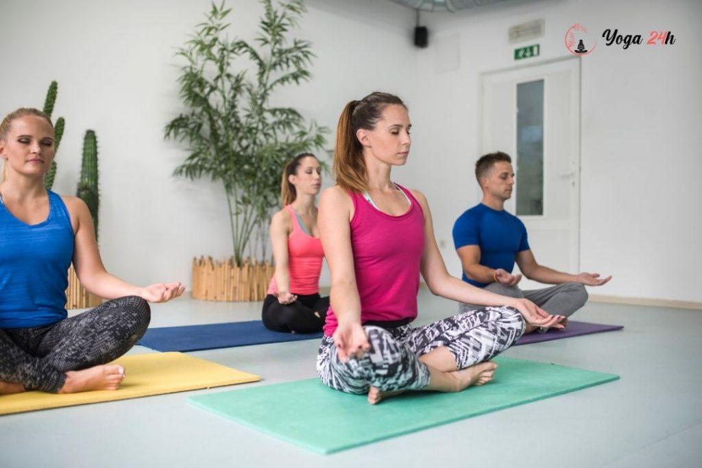 Cách hít thở trong yoga: thở ống bể  Bhastrika