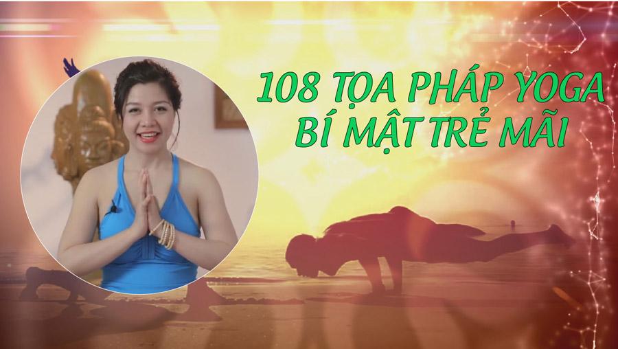 108 Tọa pháp yoga -Nguyễn Hiếu