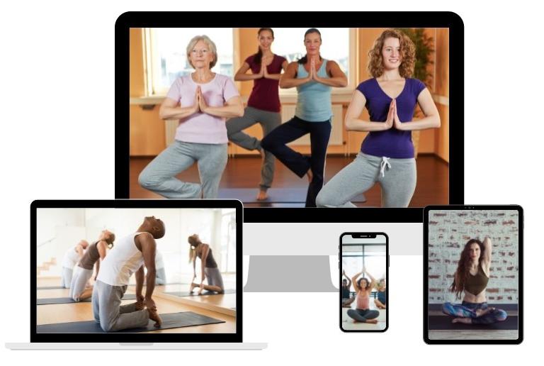 Đăng kí khóa học yoga online