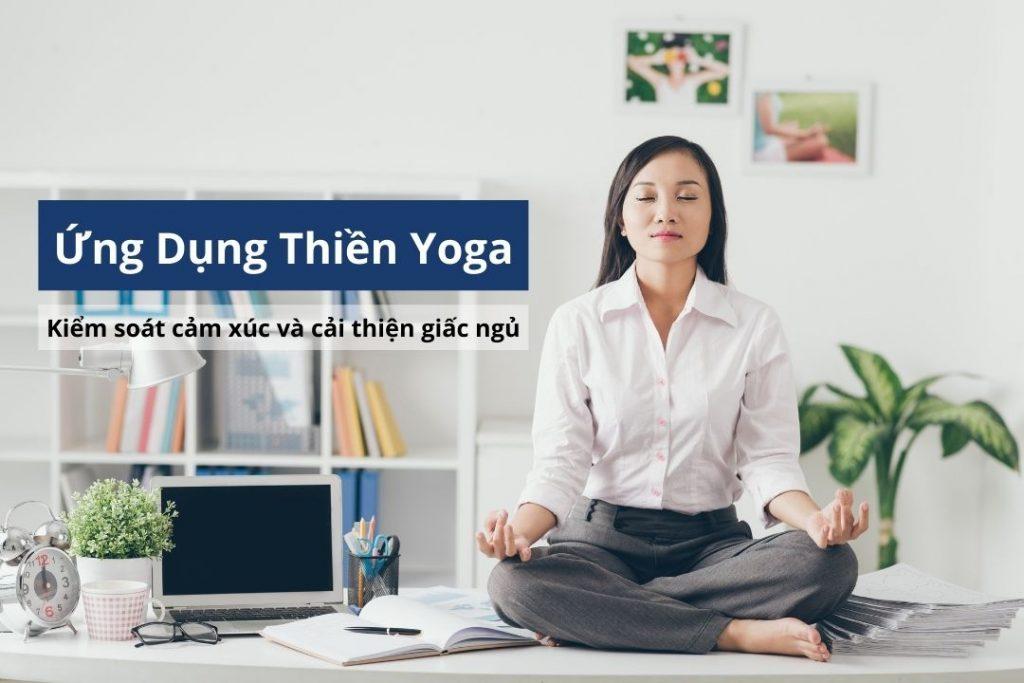 Khóa học ứng dụng thiền yoga