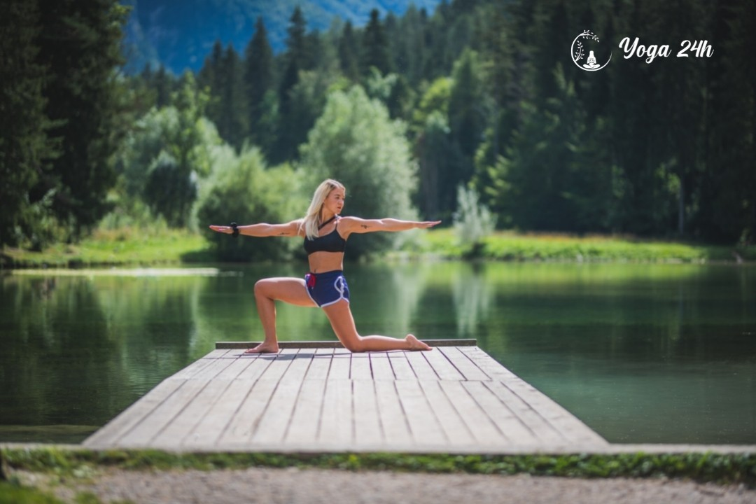 Các tư thế yoga đứng - Yoga 24h